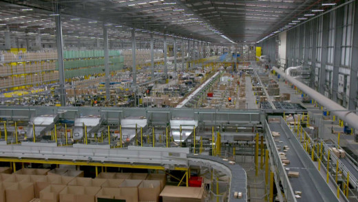 Amazon — What They Know About Us