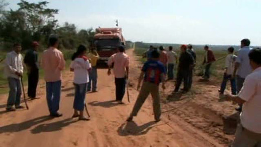 Paraguay's Painful GMO Harvest