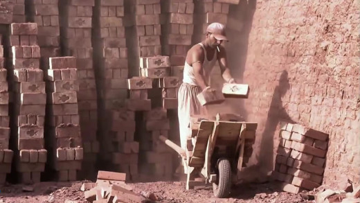 Slavery — A 21st Century Evil