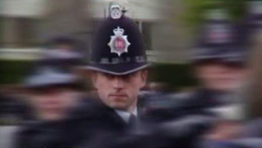 The Secret Policeman